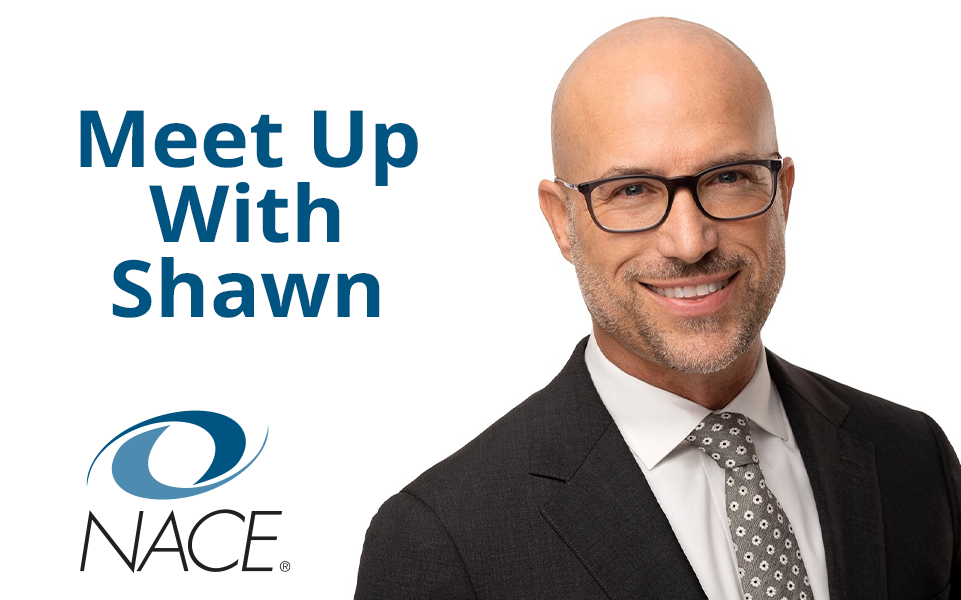 NACE Meet Up with Shawn: Enrollment Fall 2020