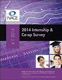 2013 Internship and Co-Op Survey Cover