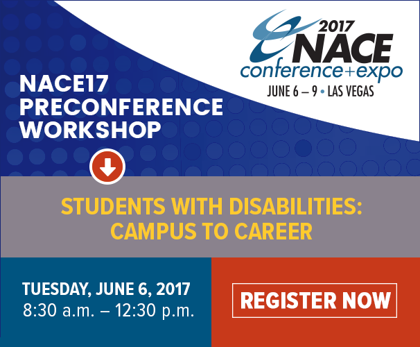 NACE17 Preconference Workshop