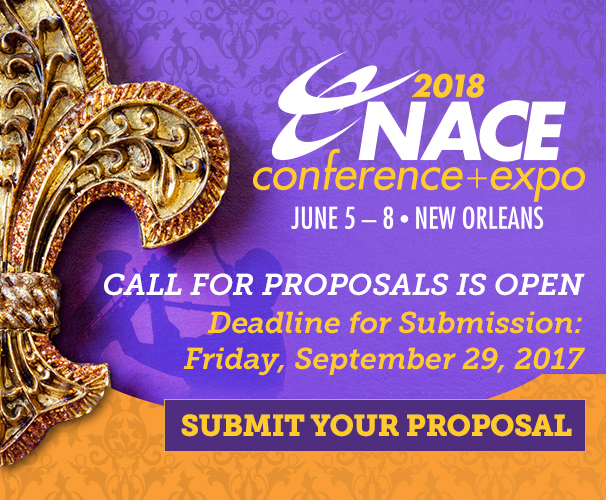 NACE18 Call for Proposals