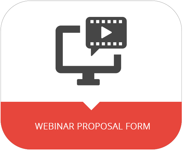 Submit a webinar proposal