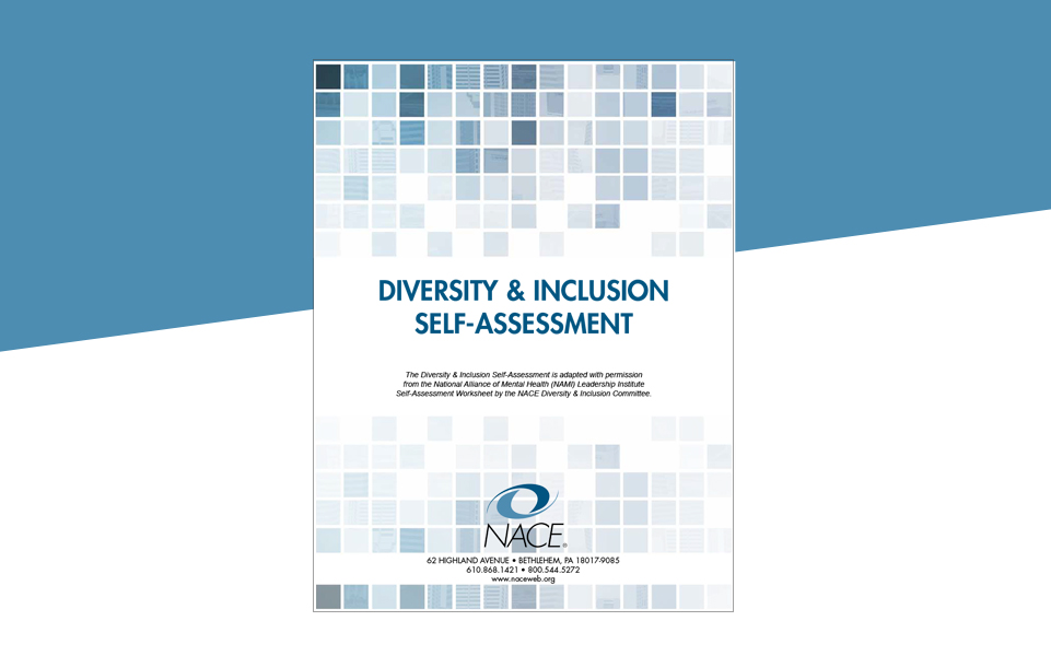 Diversity and Inclusion Self-Assessment
