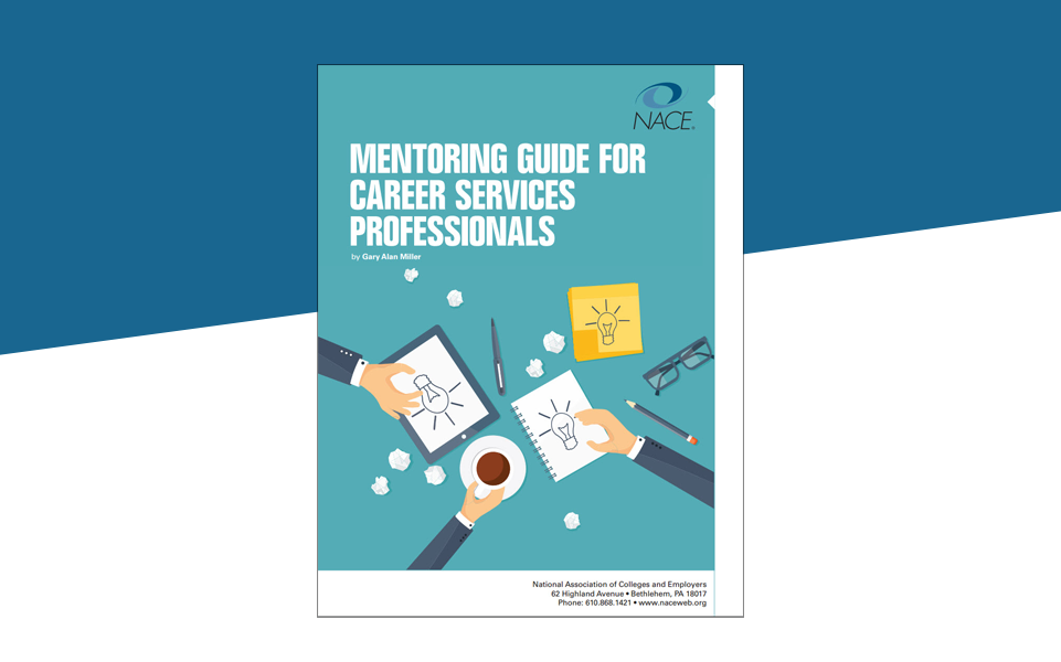 Mentoring Guide for Career Services Professionals - Cover