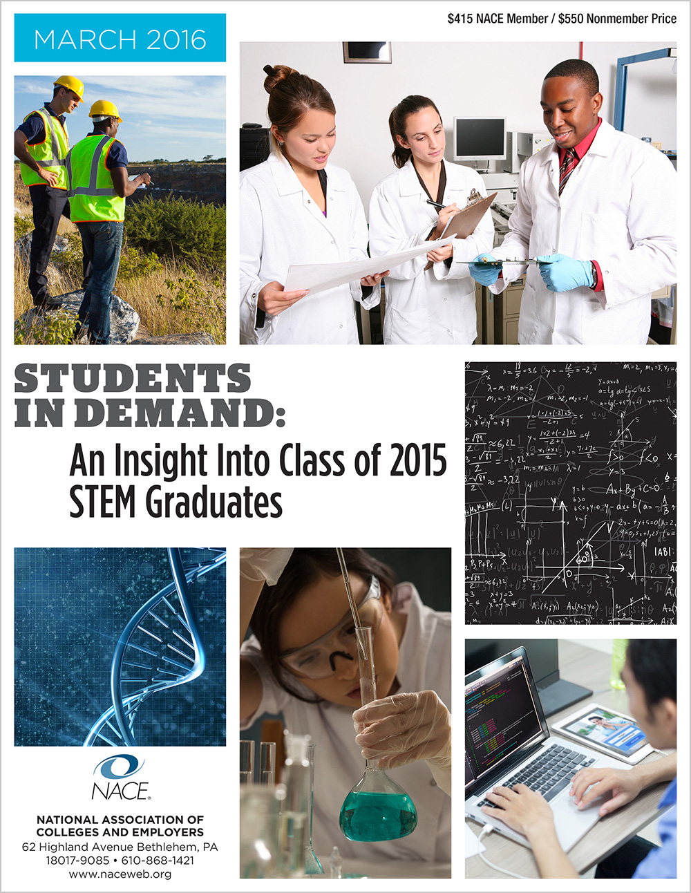 Students in Demand: An Insight Into STEM Graduates Special Report