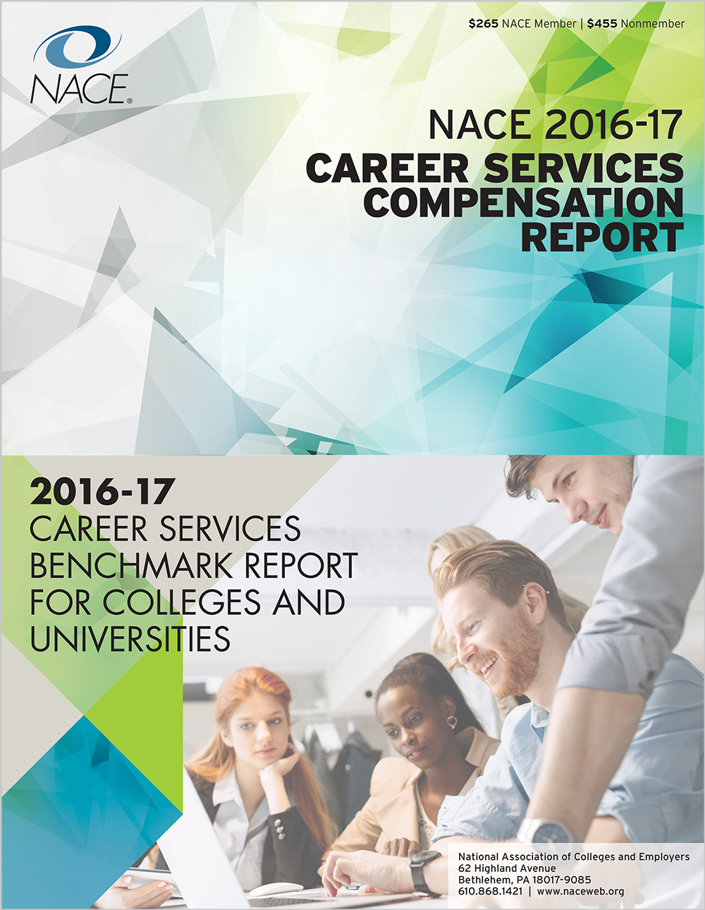 Career Svcs Benchmark & Compensation Combo 2017