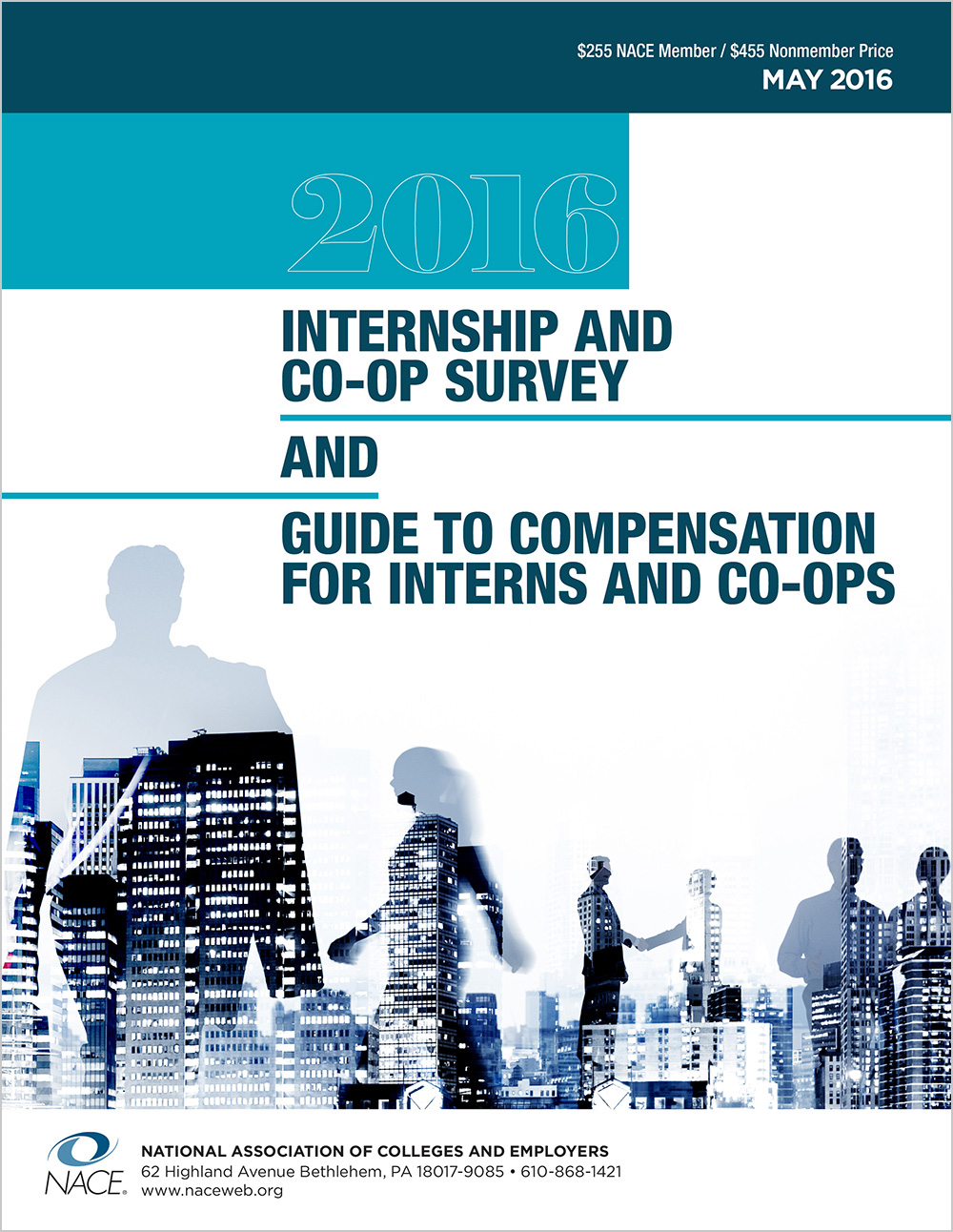 Internship Survey & Compensation Guide Combo 2016