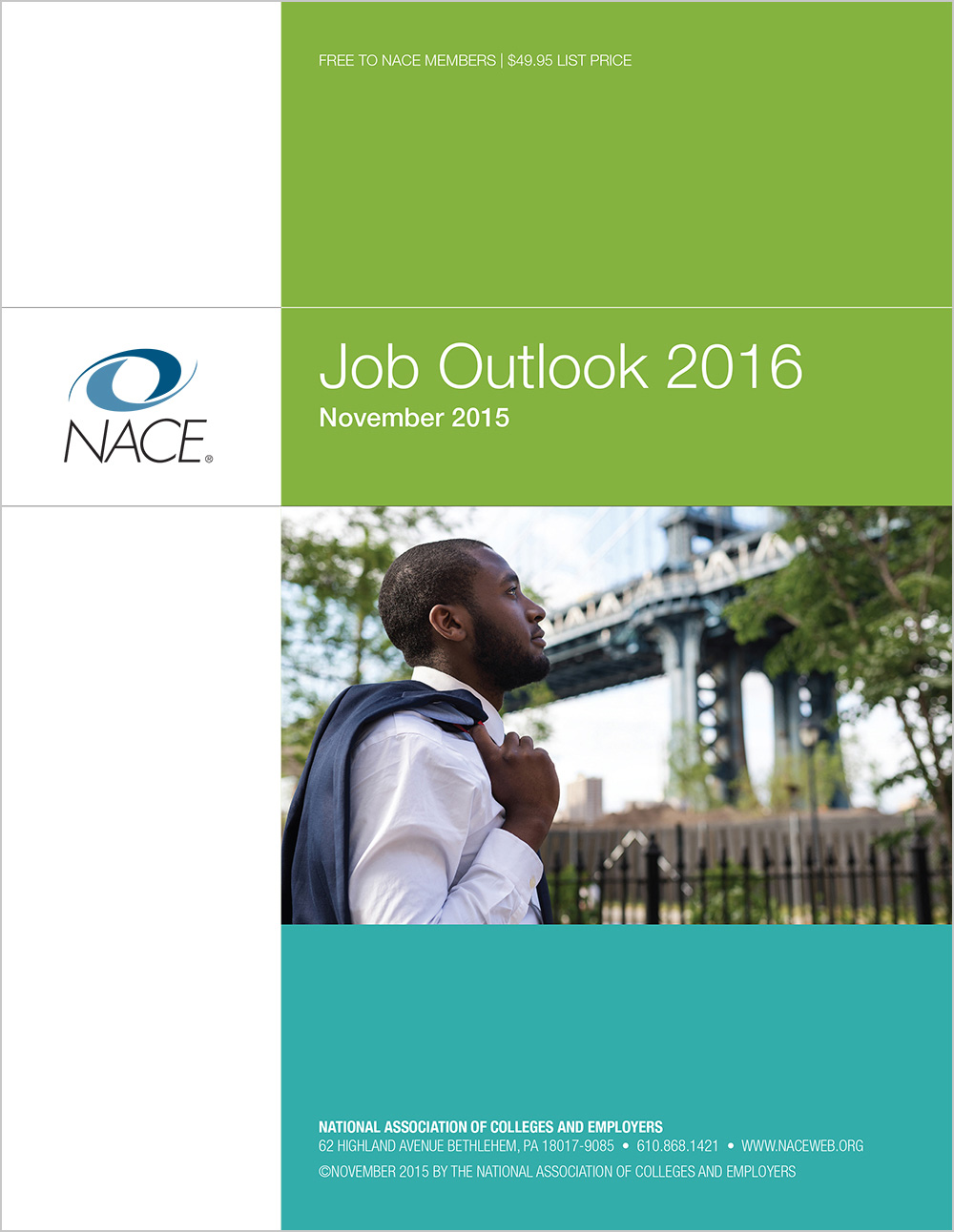 Job Outlook 2016