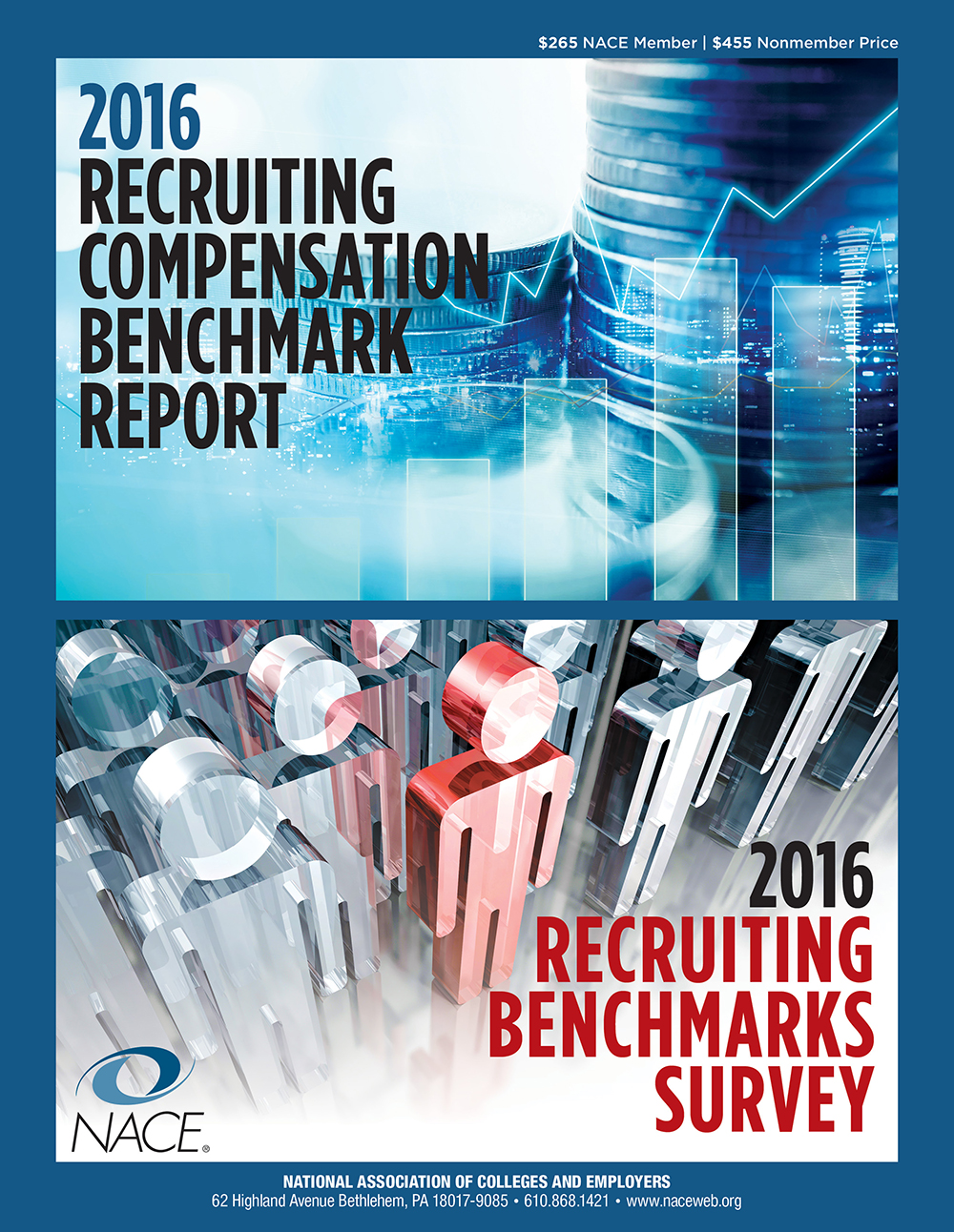 Recruiting Benchmarks & Compensation Combo 2016