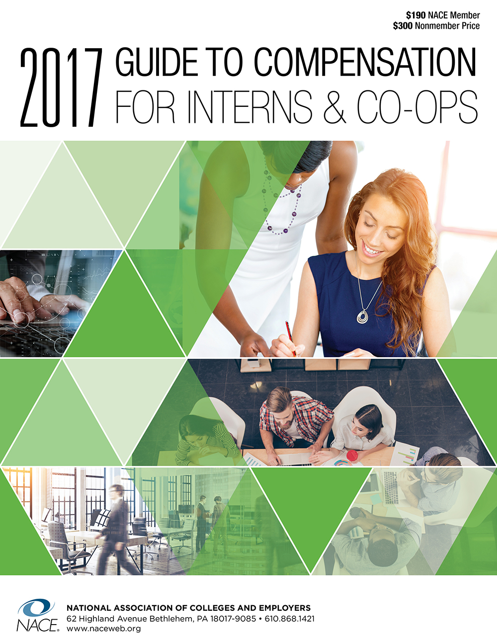 Guide to Compensation for Intern & Co-ops 2017