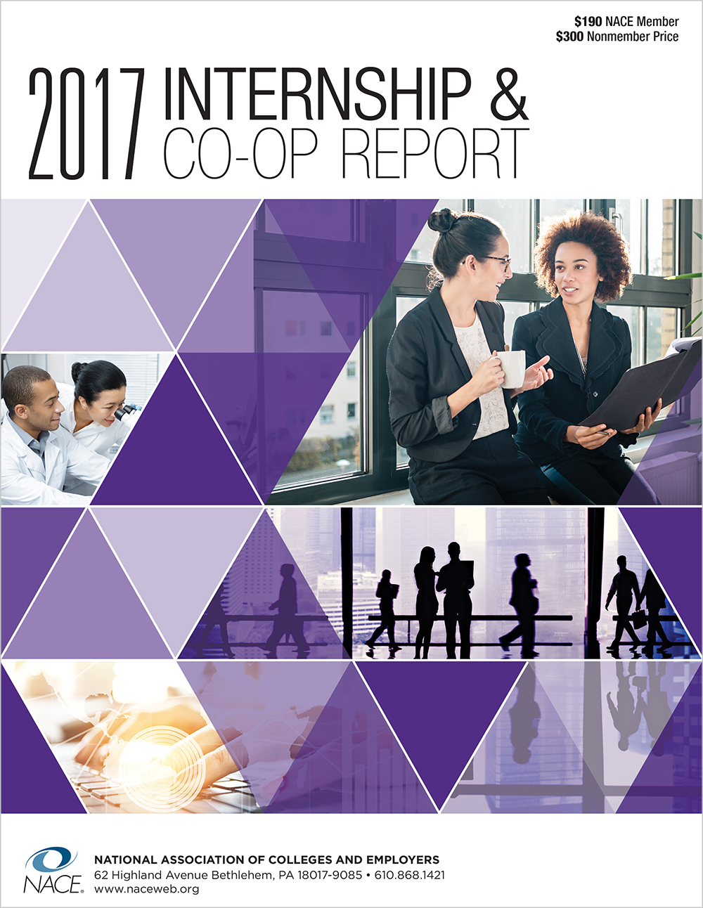 Internship & Co-op Report 2017