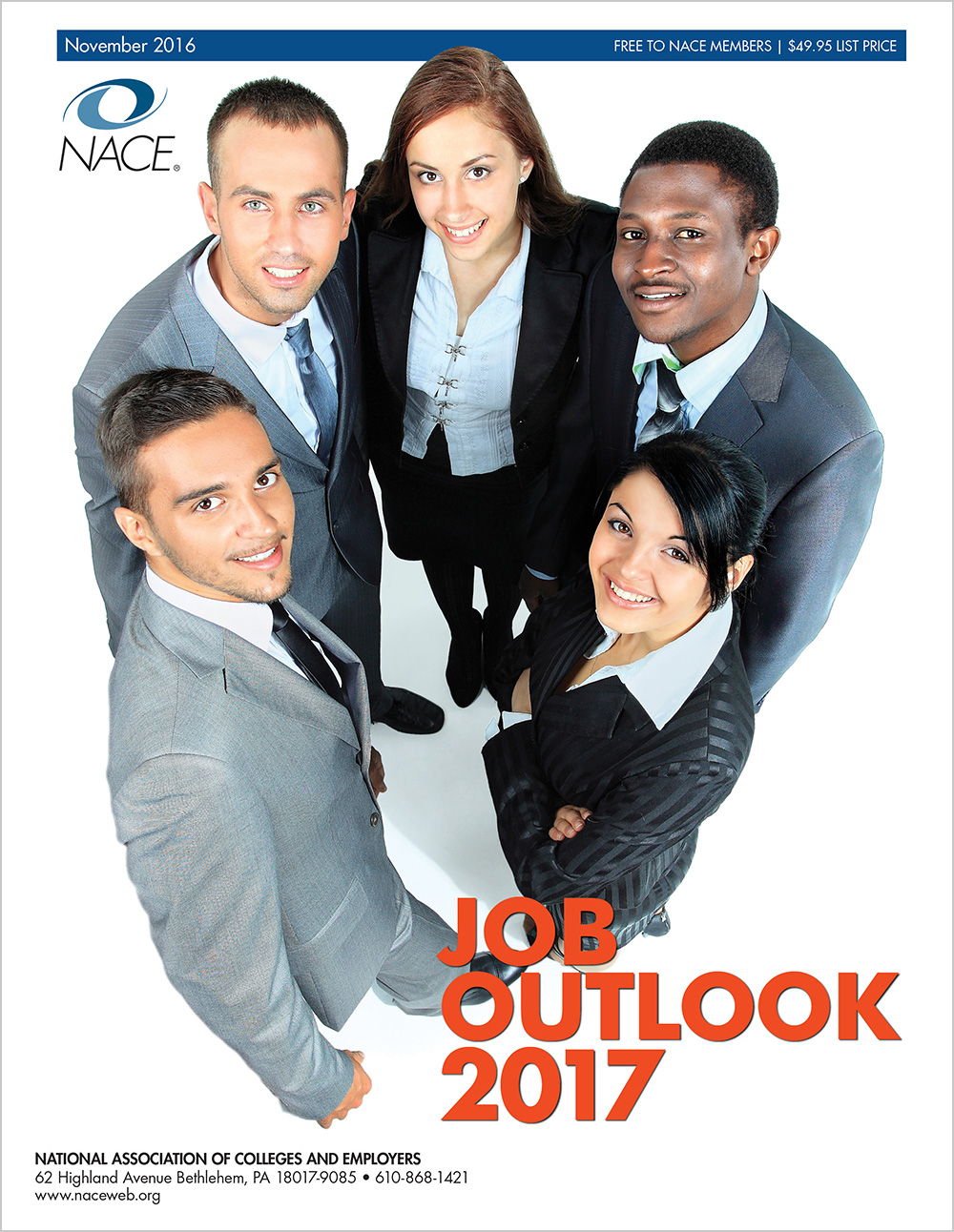 Job Outlook 2017 (Nonmember Price)