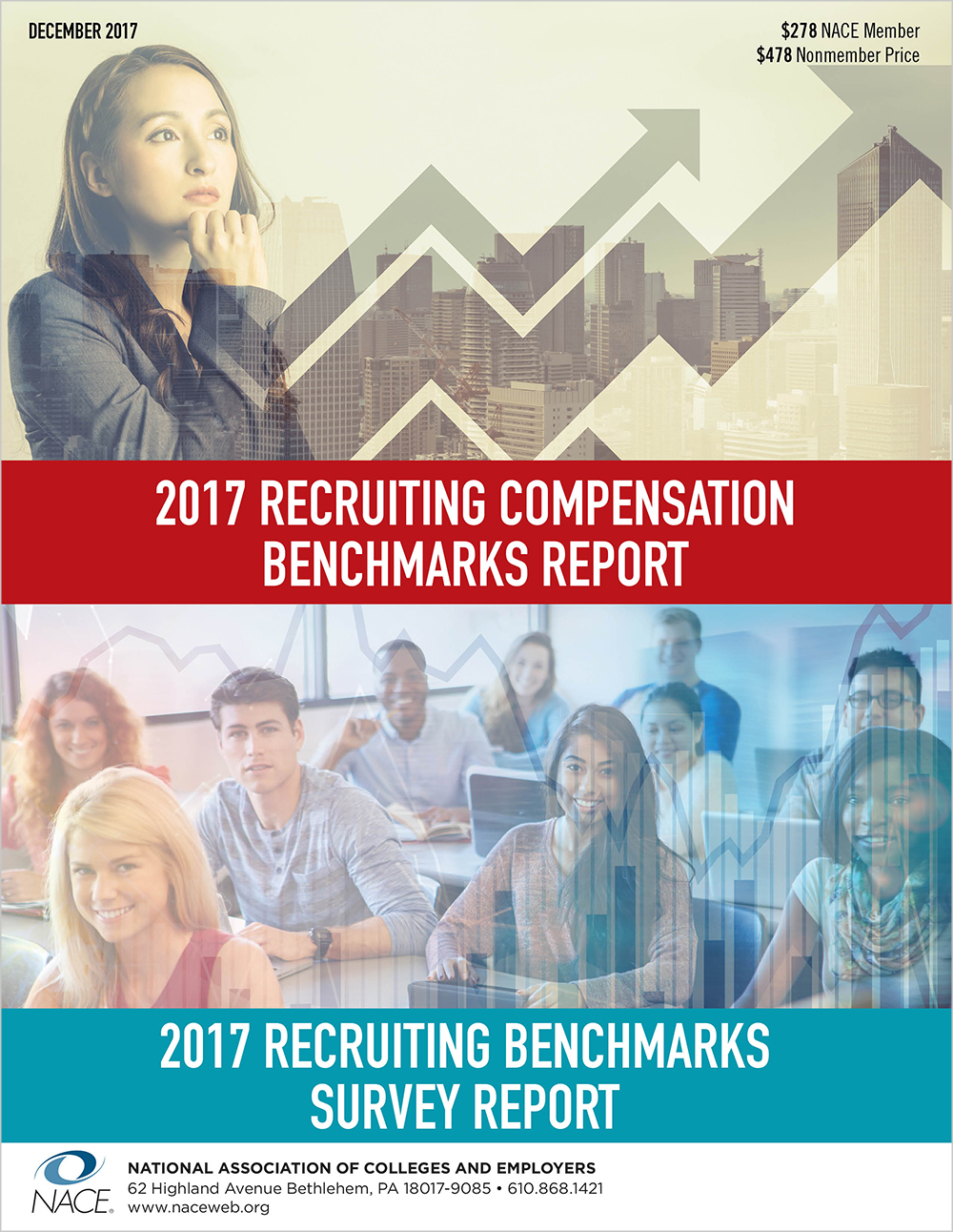 Recruiting Benchmarks & Compensation Combo 2017