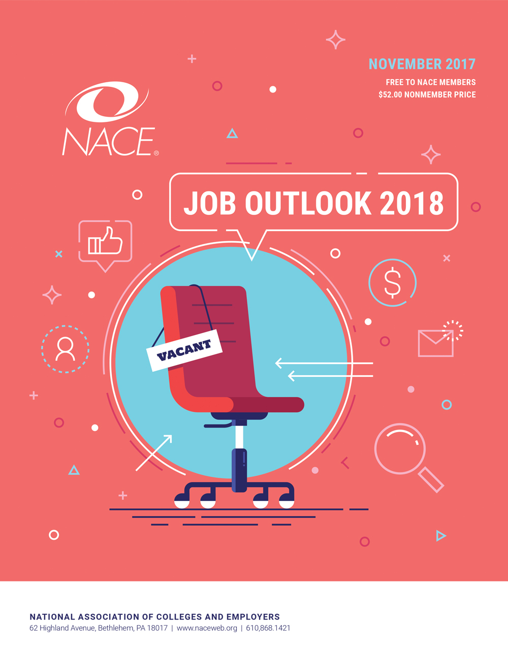 Job Outlook 2018 NonMember