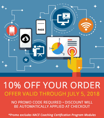 10% Off Your Order Through July 5, 2018