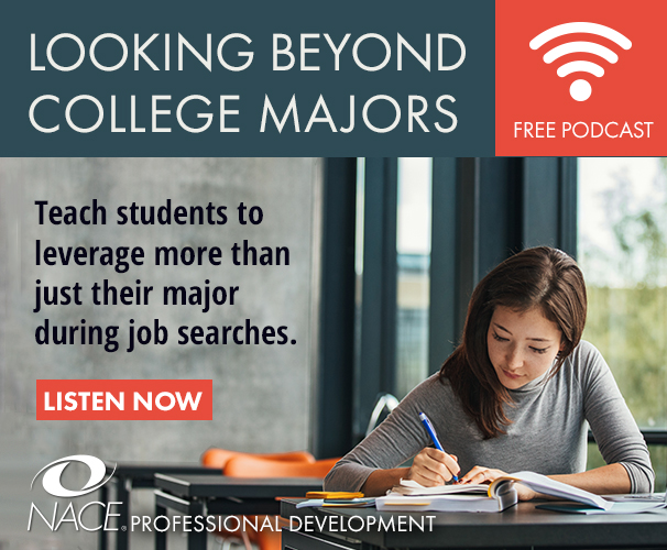 Free Podcast: Looking Beyond College Majors