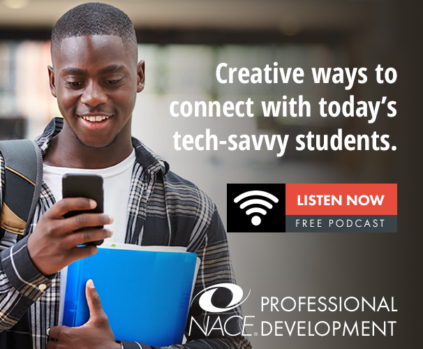 NACE Podcast: Creative Methods