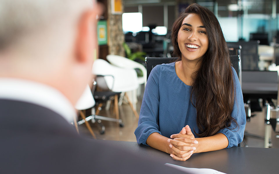 Pacific Finds Success With Spring Mock Interview Event