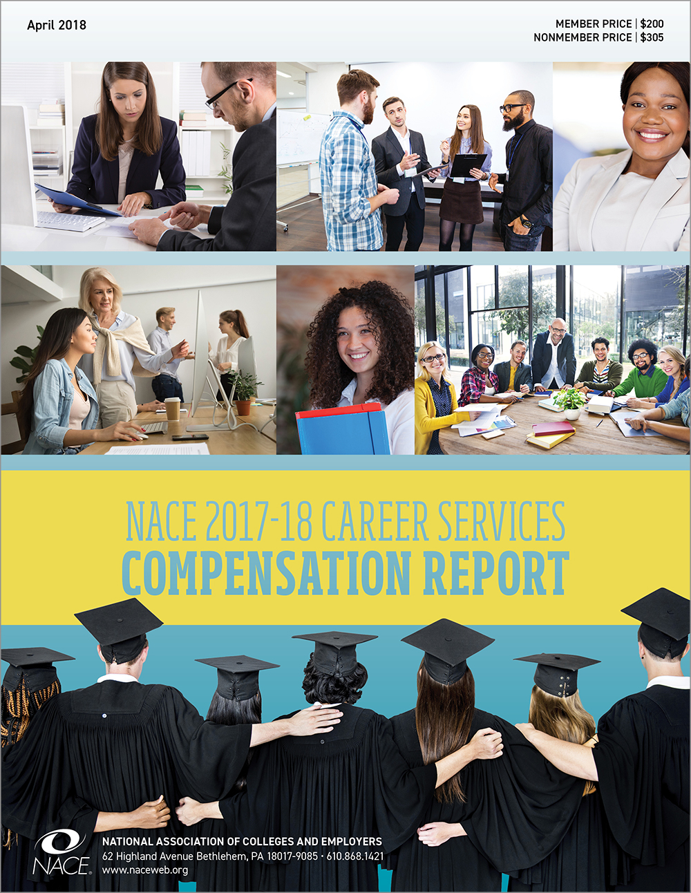 Career Services Benchmark Compensation 2017-2018