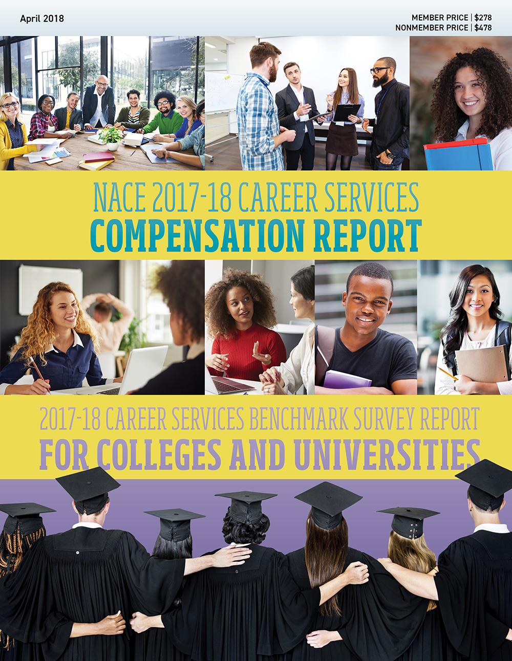 2018 Career Services Benchmark & Compensation Report Combo