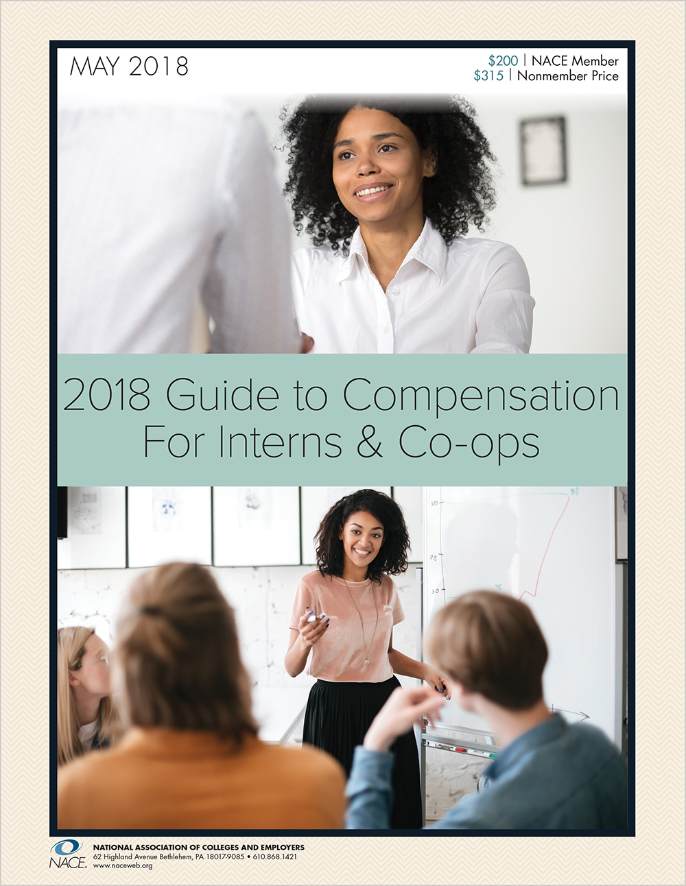 2018 NACE Guide to Compensation for Interns & Co-ops
