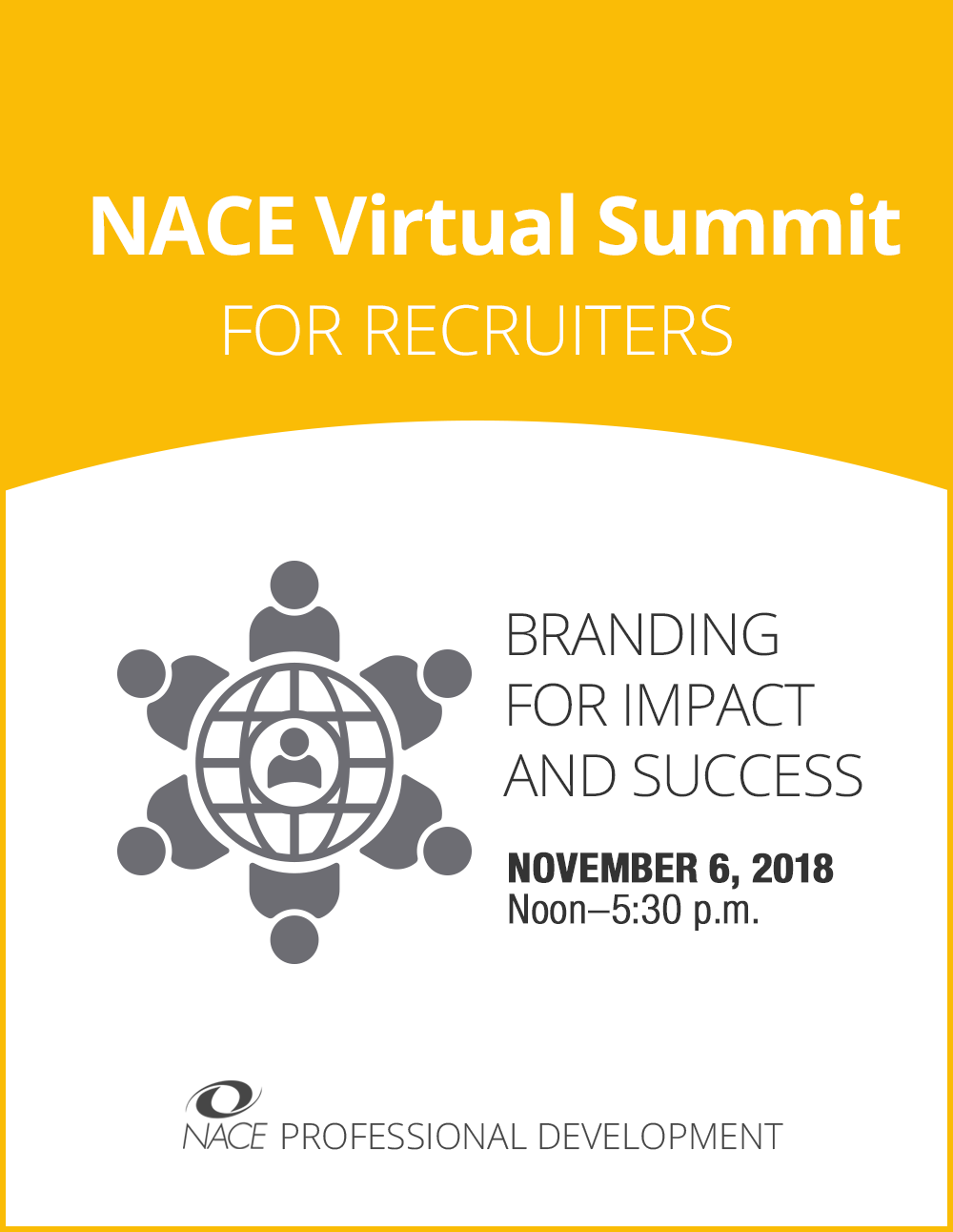 NACE Virtual Summit: Branding for Impact & Success