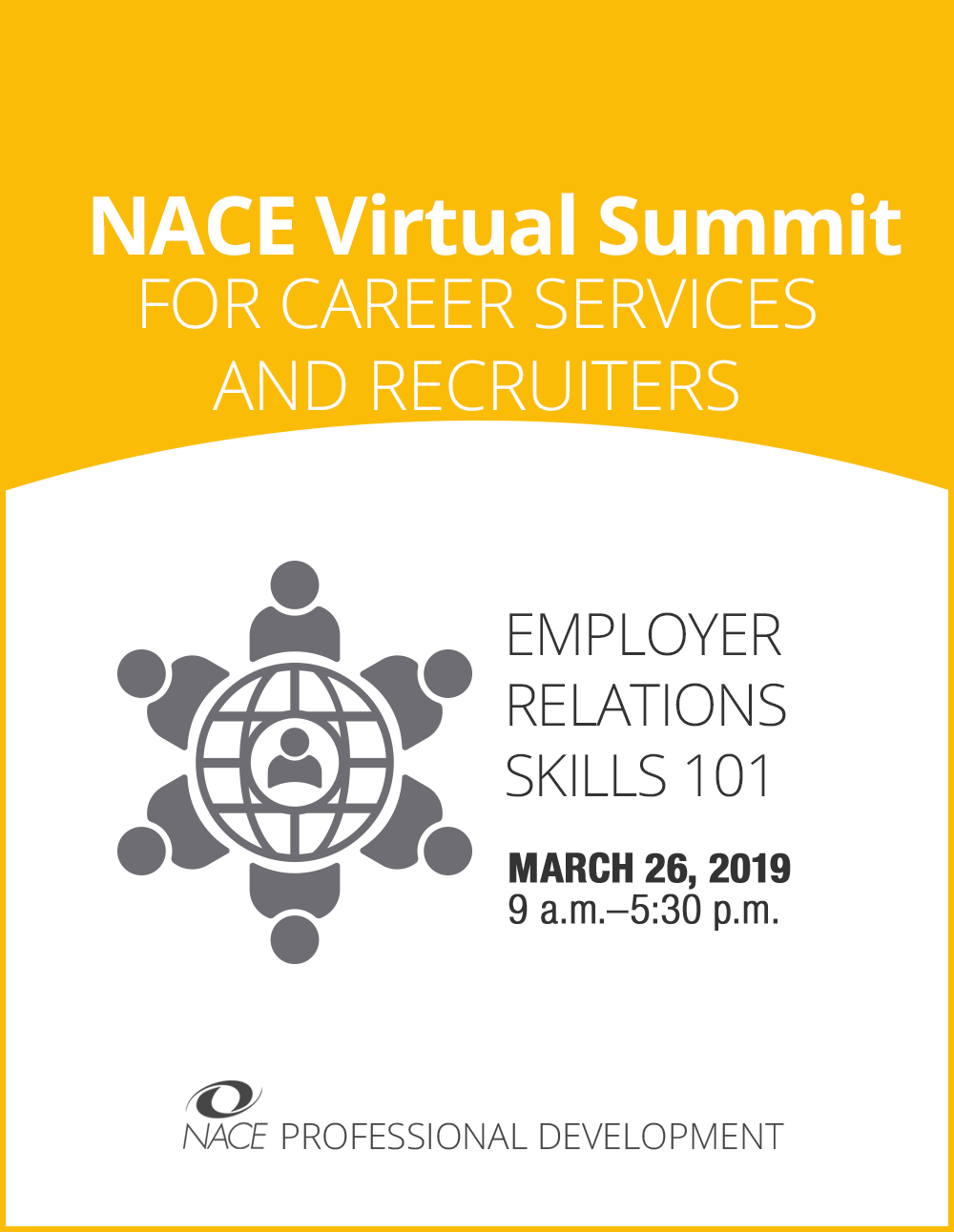 NACE Virtual Summit: Employer Relations Skills 101