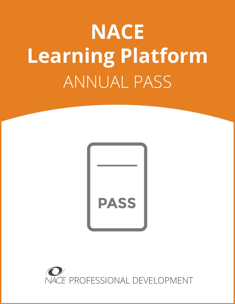 NACE Learning Platform Annual Pass