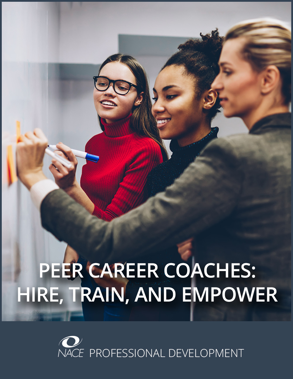 Peer Career Coaches: Hire, Train, and Empower