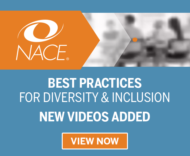 NACE Diversity and Inclusion Videos