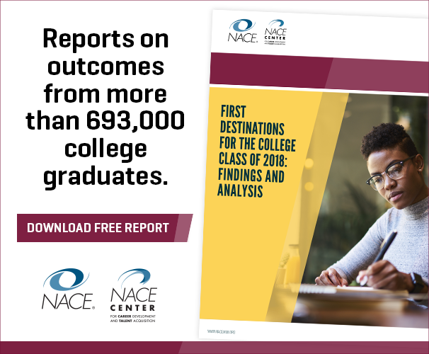 Reports on outcomes from more than 693,000 college graduates.
