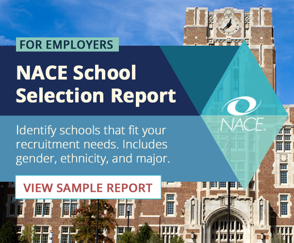 Identify schools that fit your recruitment needs. Includes gender, ethnicity, and major.