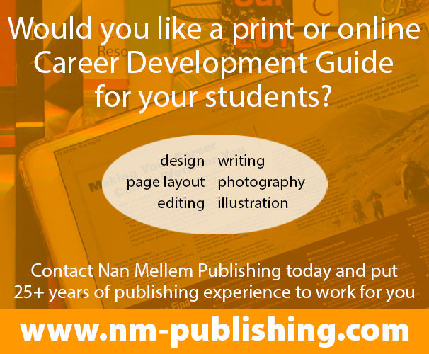 Would you like a print or online Career Development Guide for your students?