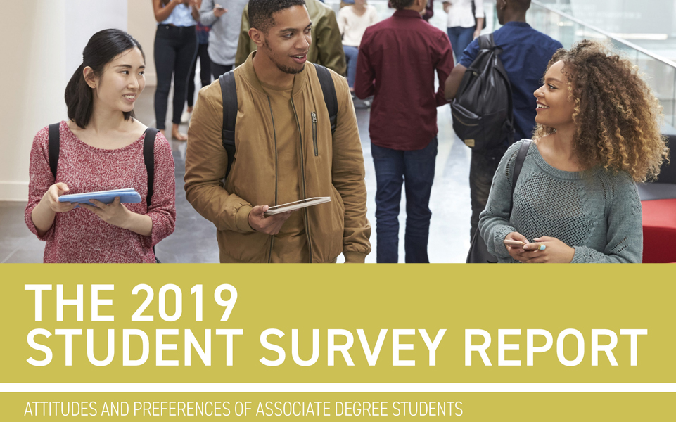 2019 Student Survey Report - 2 Year
