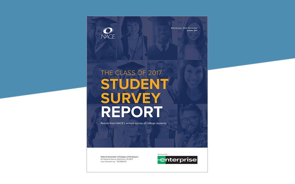 The Class of 2017 Student Survey Report