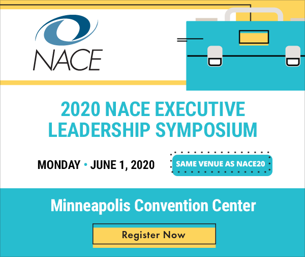 NACE Executive Leadership Symoposium: 2020