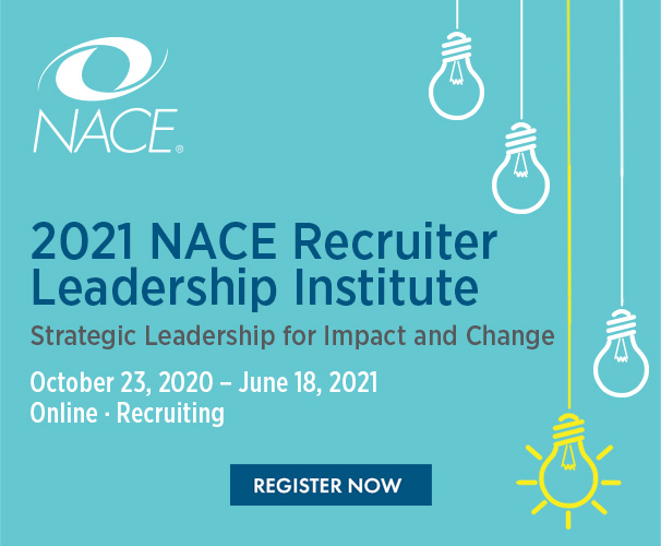 NACE Recruiter Leadership Institute