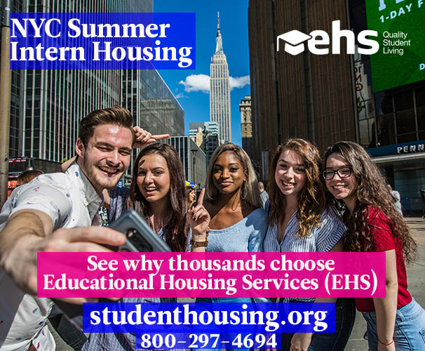 See why thousands choose Educational Housing Services (EHS)