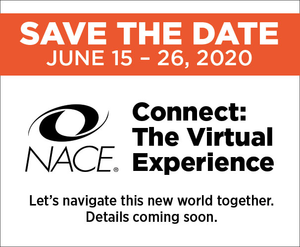NACE Connect: The Virtual Experience