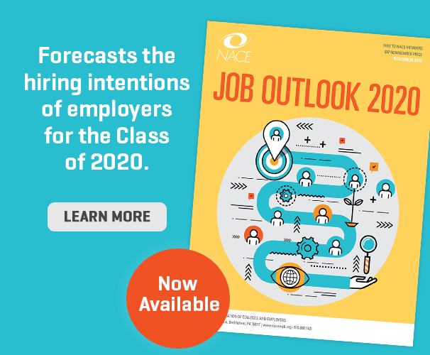 NACE Job Outlook 2020