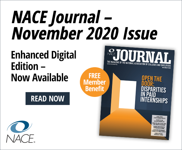 NACE Journal: November Edition