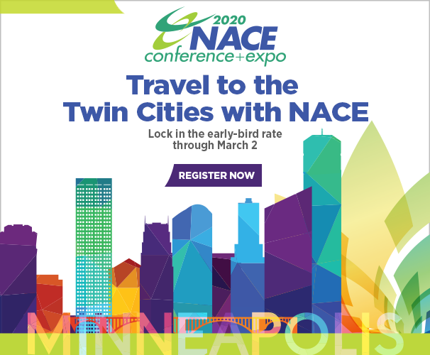 NACE20 Early Bird Registration