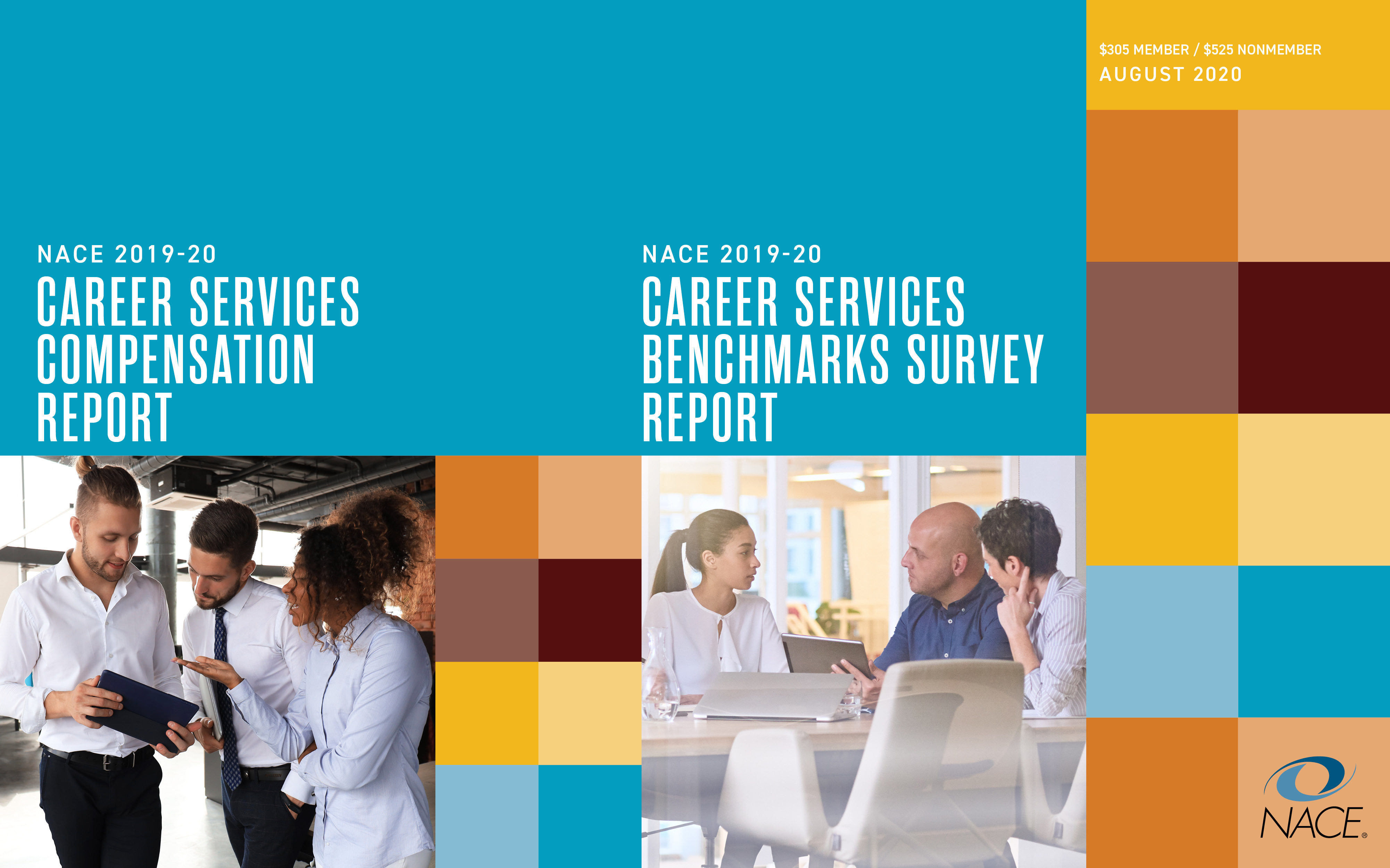2019-20 NACE Career Services Benchmark & Compensation Report Combo