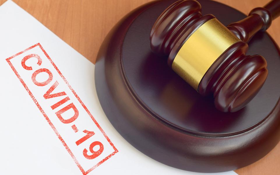 Coronavirus-related Legal Questions