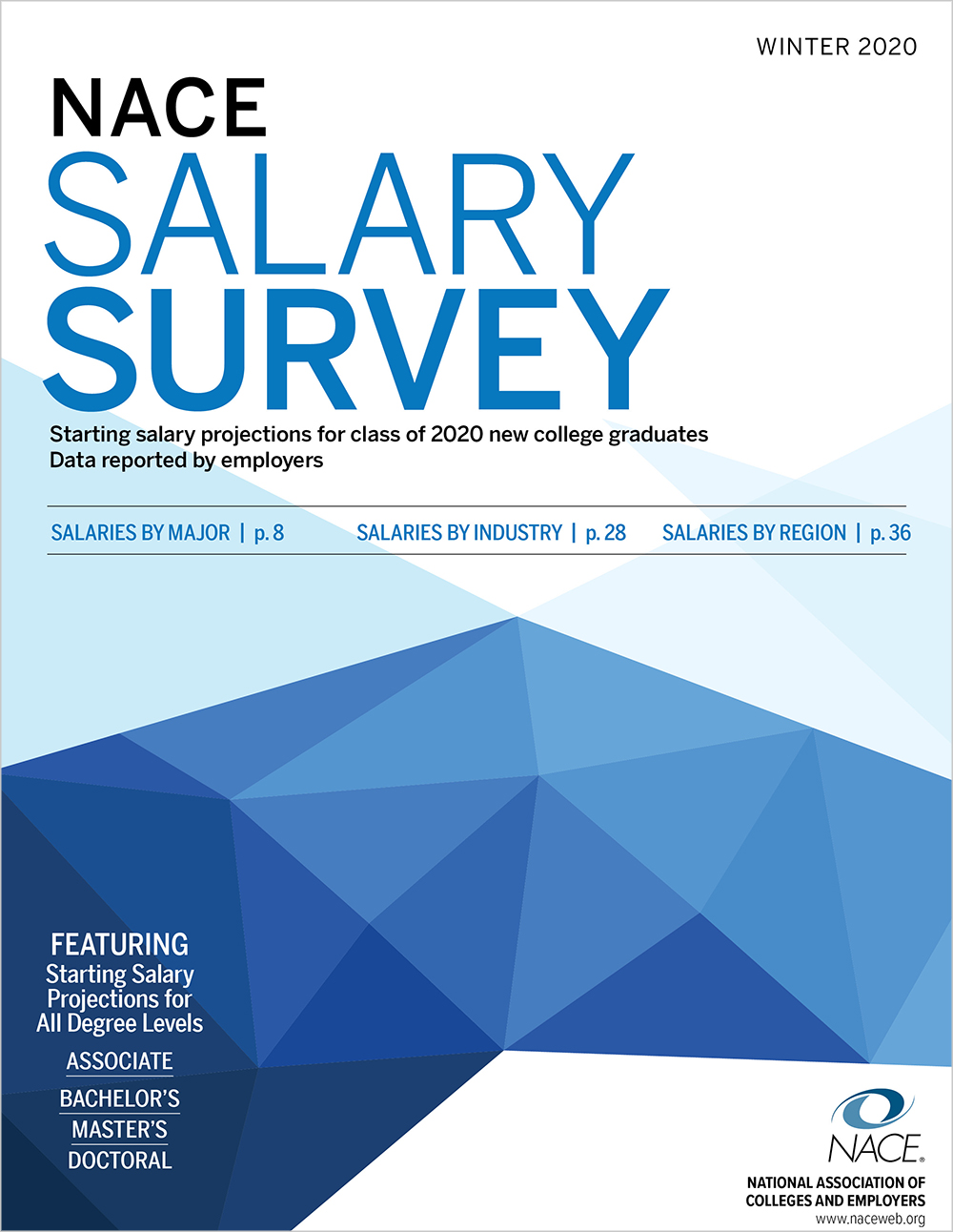 Salary Survey (Winter, Fall, Summer)