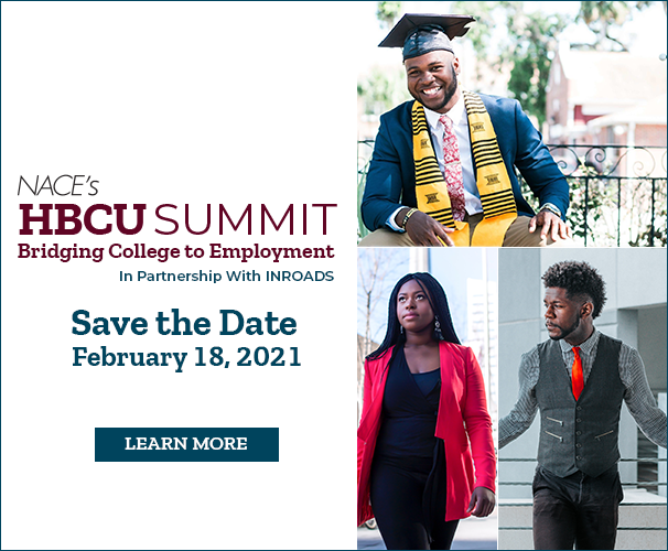 NACE HBCU Summit: Save the Date