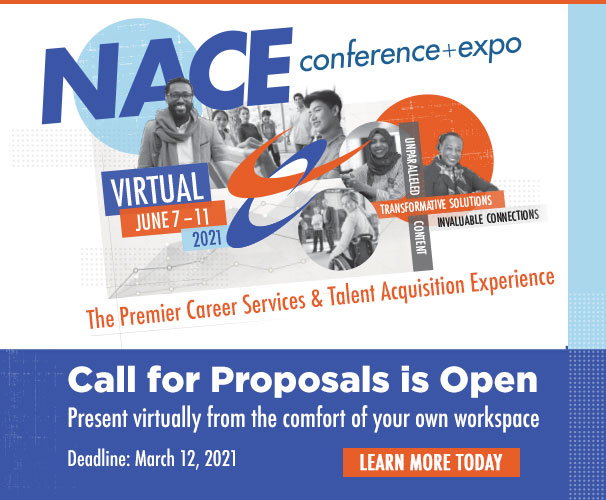 NACE21 Call for Proposals is Open!