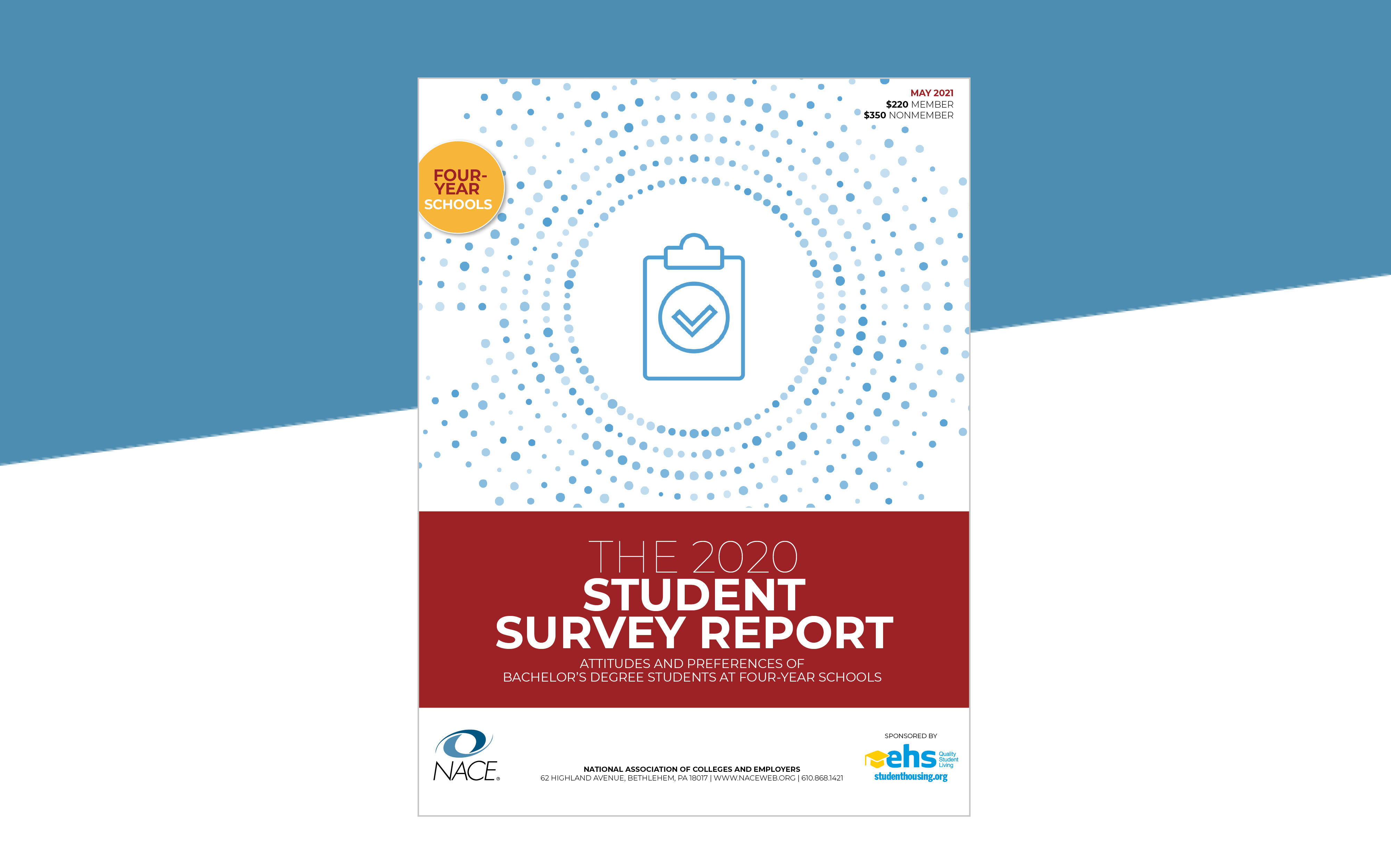 2020 Student Survey Report - 4 Year