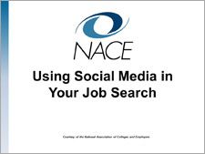 Social Media Job Search - Cover Image