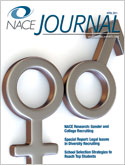 April 2011 NACE Journal cover