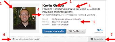 Kevin Grubb LinkedIn Profile